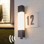 LED-husnummerlampe L630 med forskellige funktioner