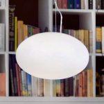 Villeroy & Boch Vancouver glas-hængelampe 32cm