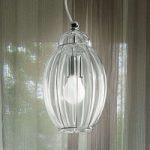 NAUTILUS transparent hængelampe