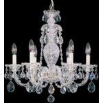 Sterling – krystal-lysekrone fra Schonbek