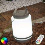 LED dekorationslampe Doji IDual, batteri