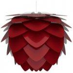 UMAGE Aluvia medium pendellampe rubinrød