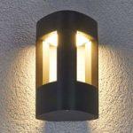 LED udendørs væglampe Nanna
