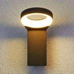 """Topmoderne udendørs LED væglampe """"Jarka"""""""