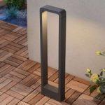 Bernardo – LED-gadelampe i flot design