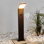 Timm – LED-gadelampe med bevægelsessensor 60 cm