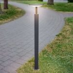 100 cm høj – LED-gadelampe Fenia