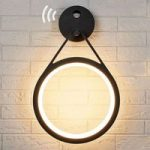 Mirco – udendørs LED-væglampe med sensor