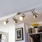 Julin vintage køkkenlampe med 4 lyskilder
