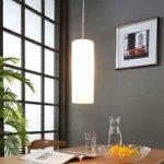 Vinsta simpel hængelampe i smal form