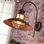 Louisanne – væglampe i landlig stil
