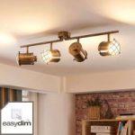 LED loftlampe Ebbi med 4 lyskilder, easydim