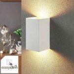 LED væglampe Jaymie kan dæmpes på kontakt, 2 lys