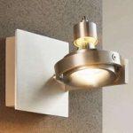 Justerbar LED-spot Teska i aluminium