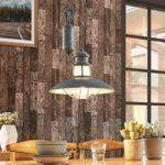 Louisanne – betongrå hængelampe med yoyo-ophæng