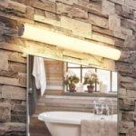LED væglampe Alexia, spejlbelysning i badeværelset