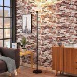 Rustbrun uplight lampe Ignacia