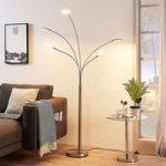 LED gulvlampe Anea med 5 lyskilder