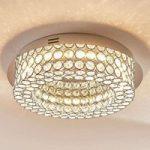 Filomena – funklende LED-loftlampe
