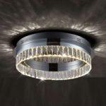LED-loftlampe Carmi dæmpbar via kontakten