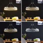 Carmi – dæmpbar LED-pendellampe med krystal