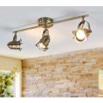 Janek – LED GU10 loftslampe med 3 lyskilder