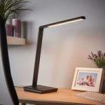 Kuno – LED skrivebordslampe med USB-stik