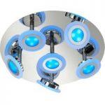LED loftslampe Gemma m. justerbar lysfarve
