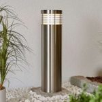 Vejlampe Tomita, stål, saltvandsresistent 60 cm