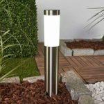 Aleeza – LED solcellelampe med jordspyd