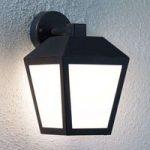 Udendørs LED-væglampe Bendix