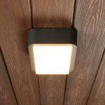 Tidløs Maxine LED udendørs væglampe