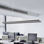 Dæmpbar LED Office pendellampe Divia
