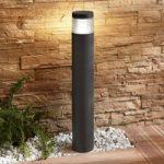 LED-pullertlampe Jaxon med gitterpanel, 100 cm