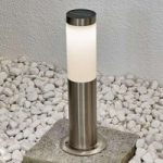 Solcelle LED-sokkellampen Jolla