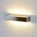 Attraktiv LED-væglampe Jagoda til udendørs brug