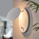 Trinløs dæmpbar LED væglampe Chesta
