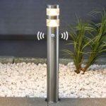 Lanea – LED-gadelampe med bevægelsessensor, 60cm
