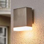 LED-udendørsvæglampen Aya med nedadrettet lys