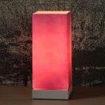 Colour-Touch bordlampe, violet
